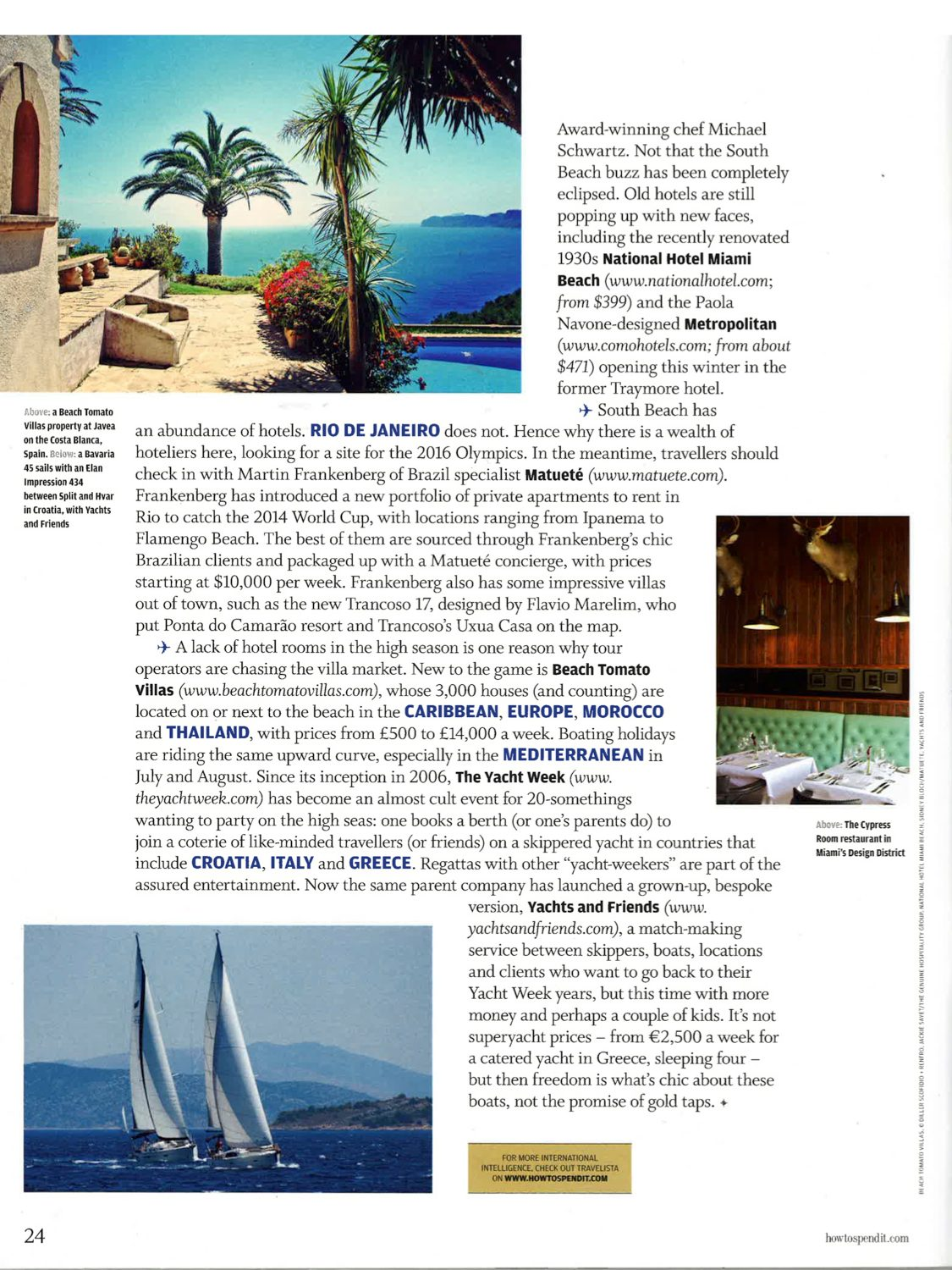 How to spend it: The Yacht Week has become a cult event - page 3