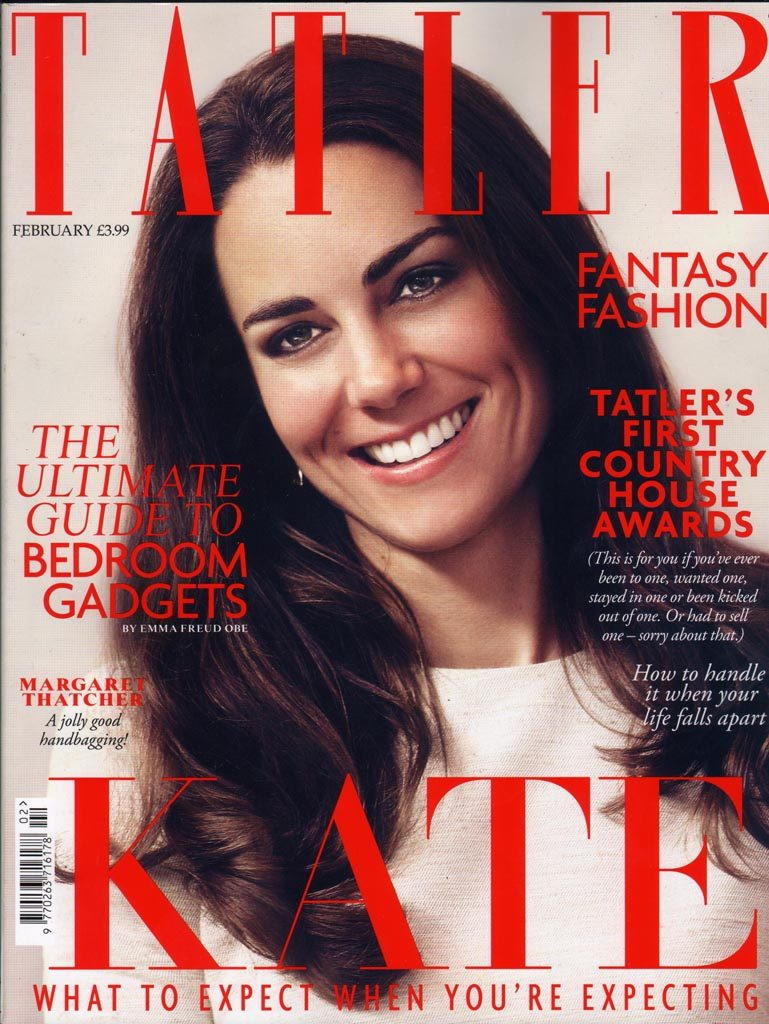 Press Coverage - TYW Exclusive in Tatler