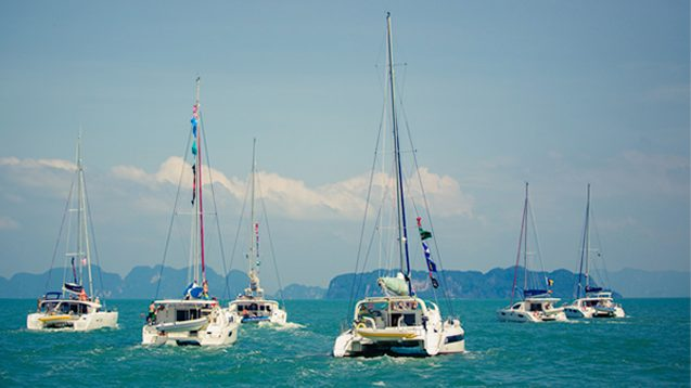 Press Coverage - COMPANY Magazine: We're Going Sailing!