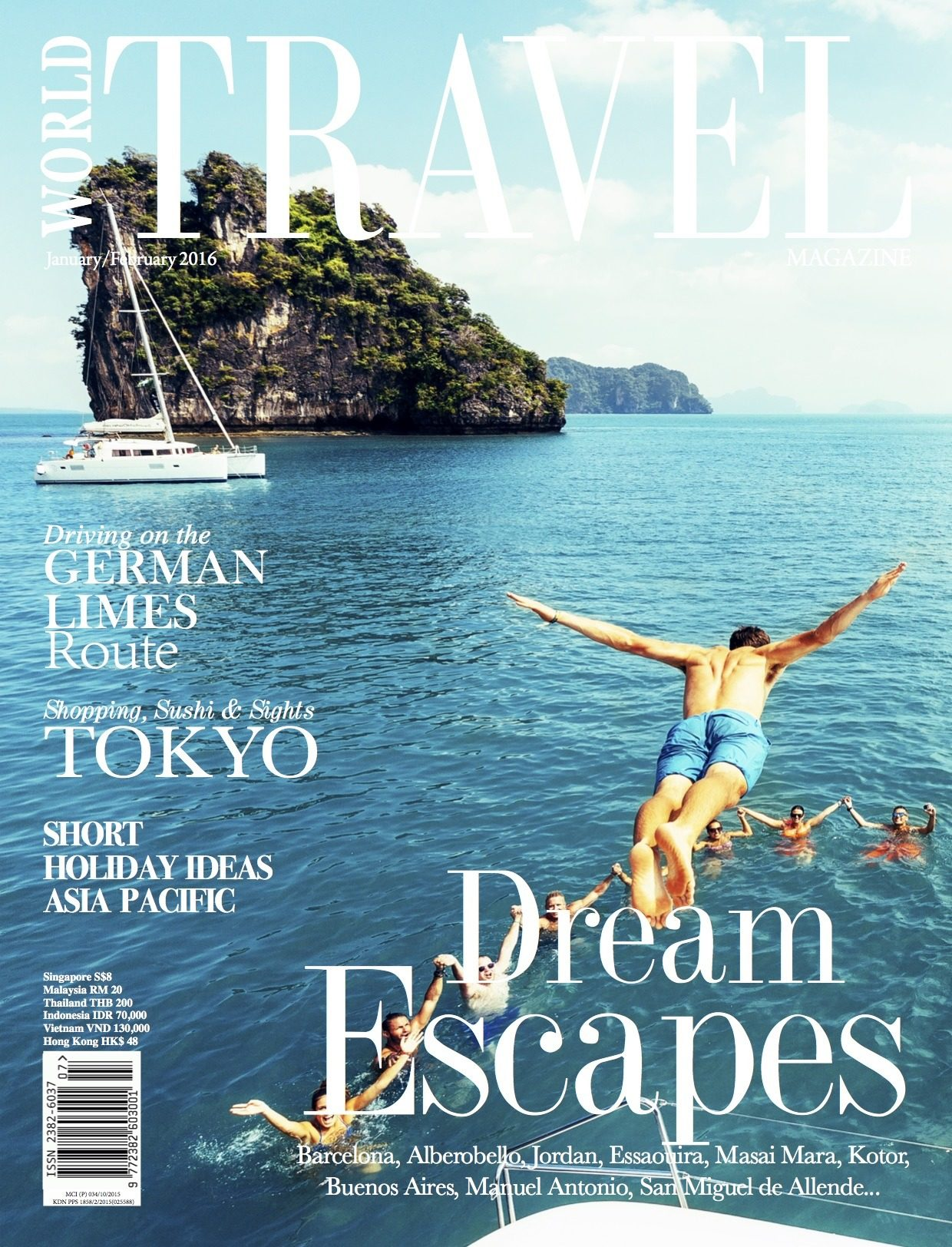 Press Coverage - World Travel Magazine