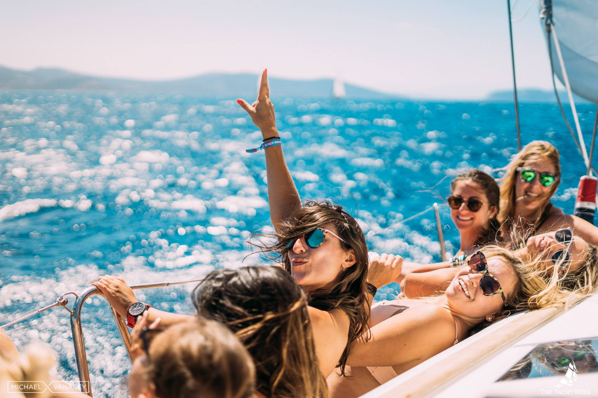 Video Release: Live The Yacht Week