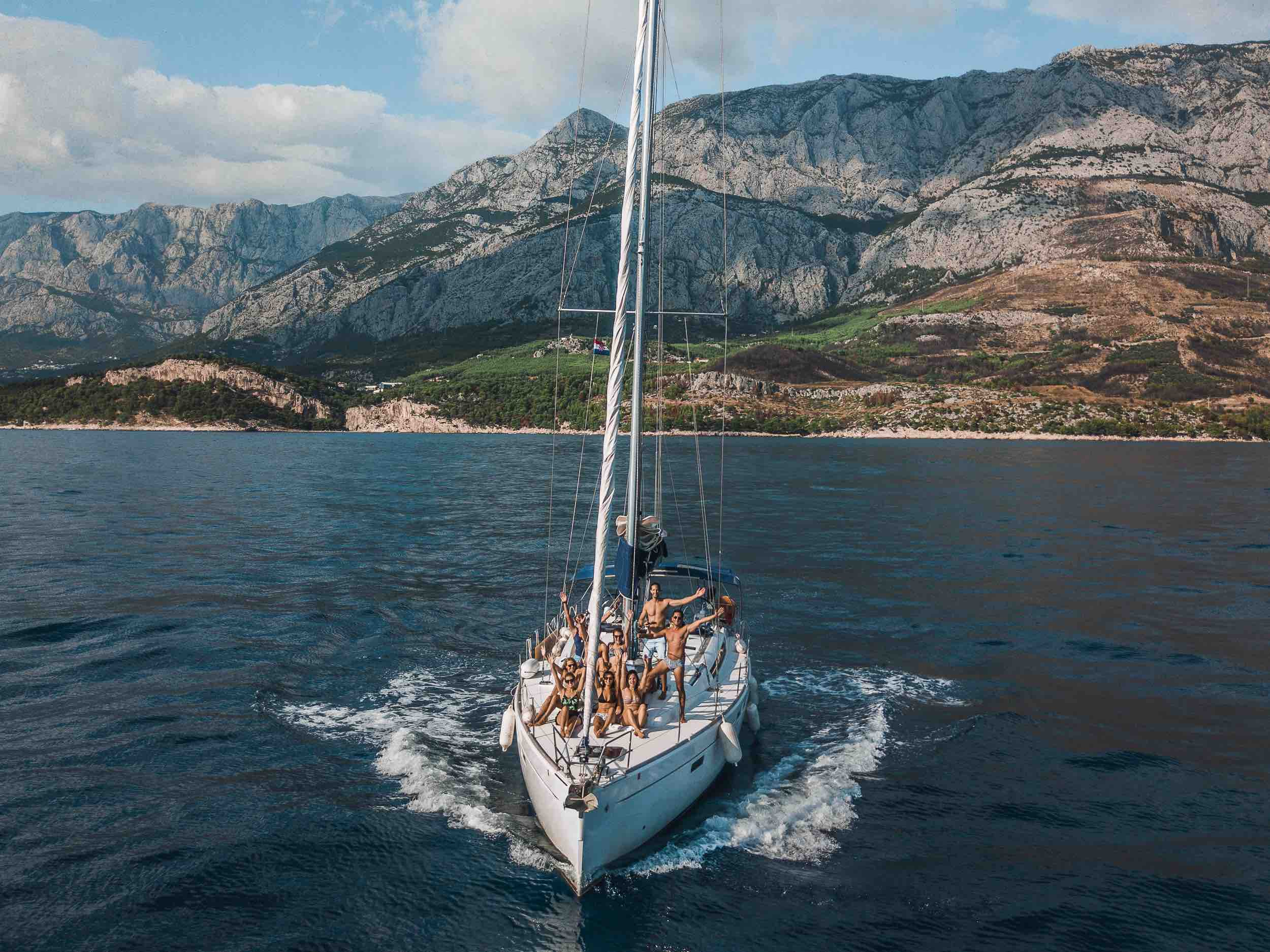 5 reasons to sail the Dubrovnik route