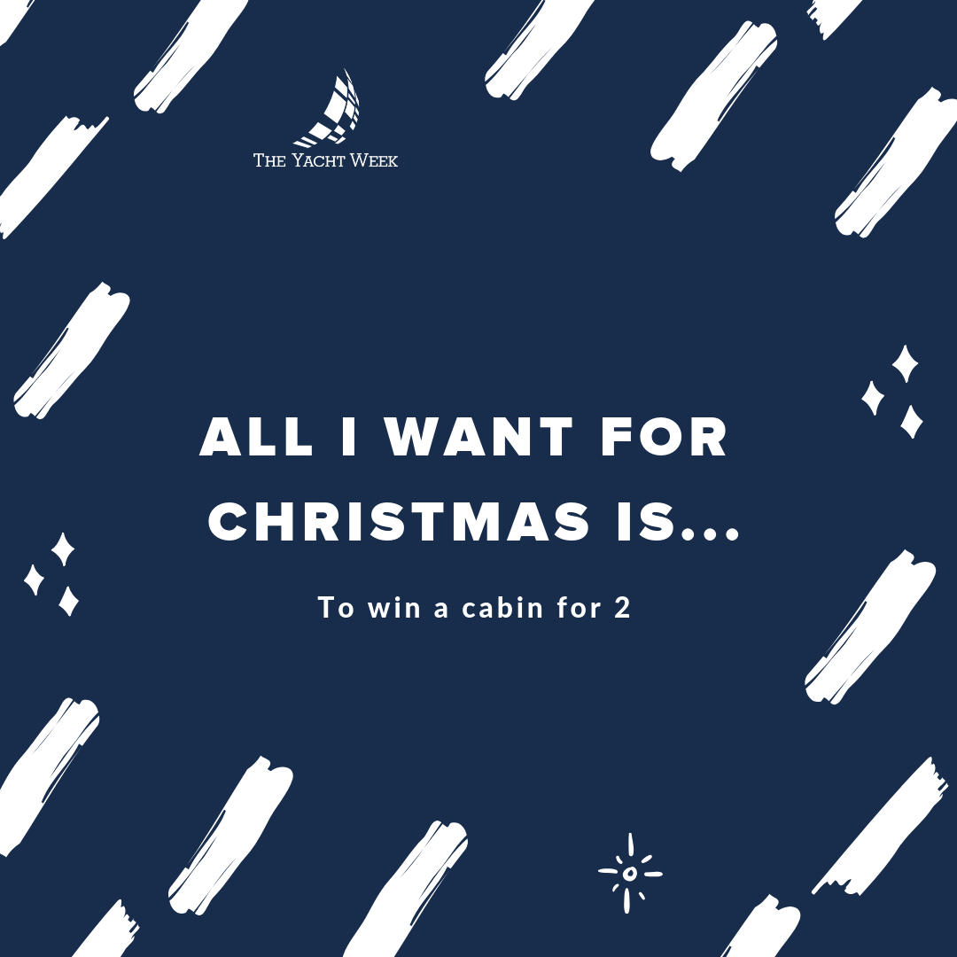 Win a cabin for 2 this Christmas