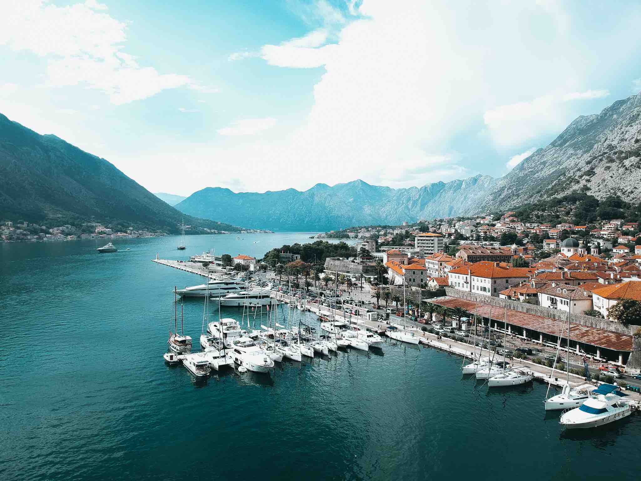 10 Ways to do Montenegro like a Yacht Weeker