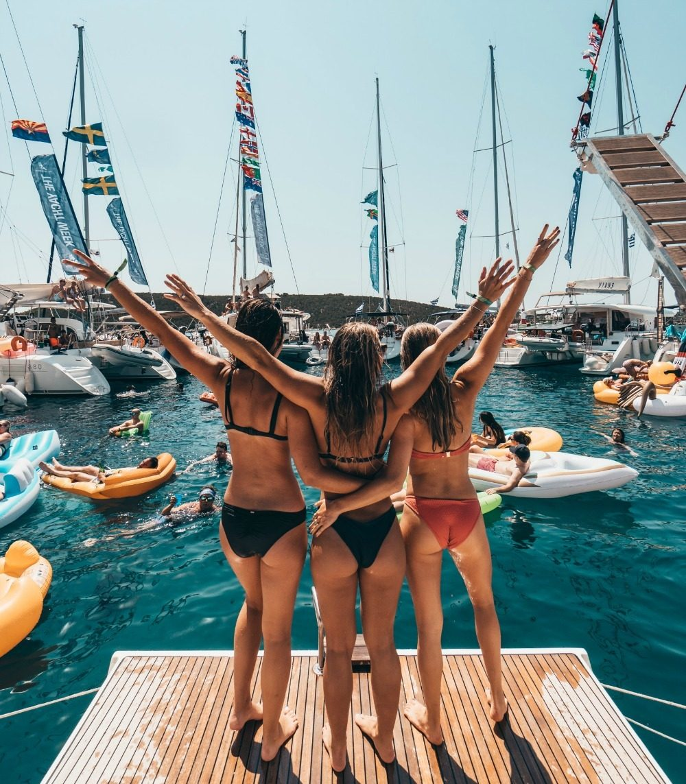 Travel and party in Greece The Yacht Week CREDIT Oliver_Sjostrom_-236_picmonkeyed