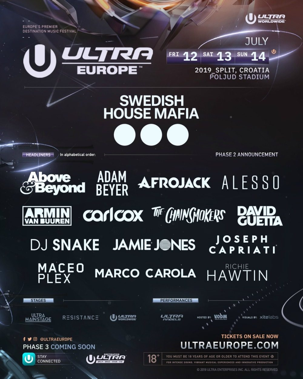 Ultra Europe lineup 2019_picmonkeyed