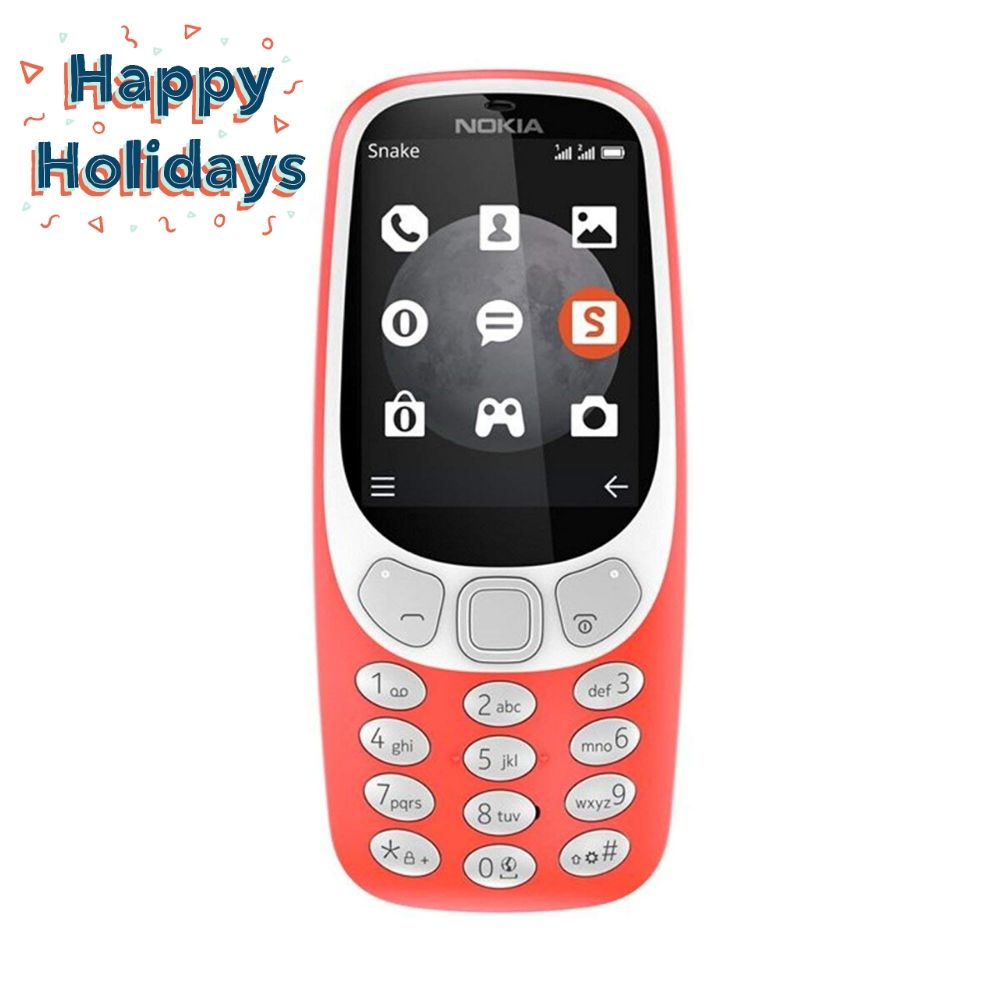 Gifts for beach lovers Nokia 3310 CREDIT Nokia 2