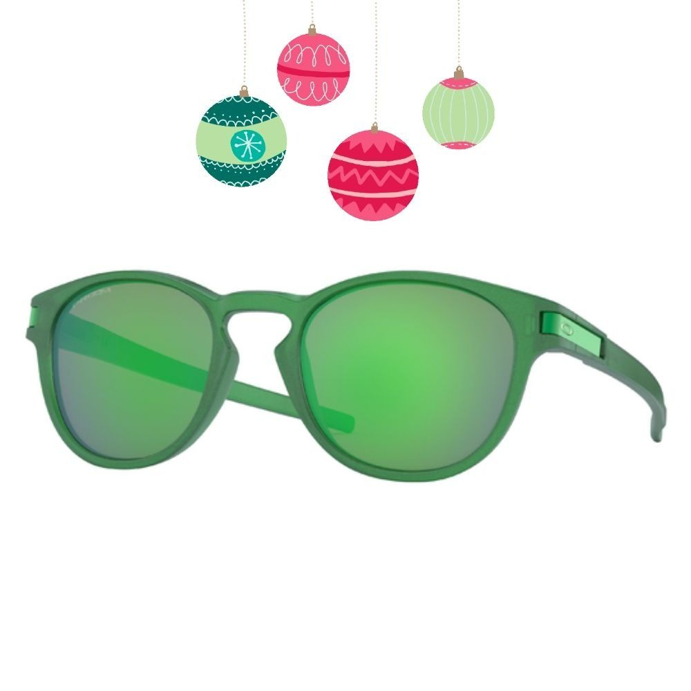 Gifts for beach lovers Oakley sunglasses Latch™ Spectrum Collection - Gamma Green - Prizm™ Jade CREDIT Oakley