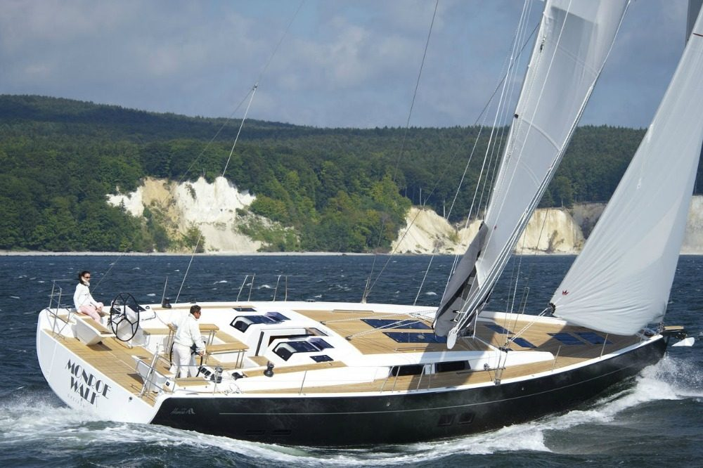 Types of yachts Hanse 575 (Premium Plus) CREDIT The Yacht Week_picmonkeyed