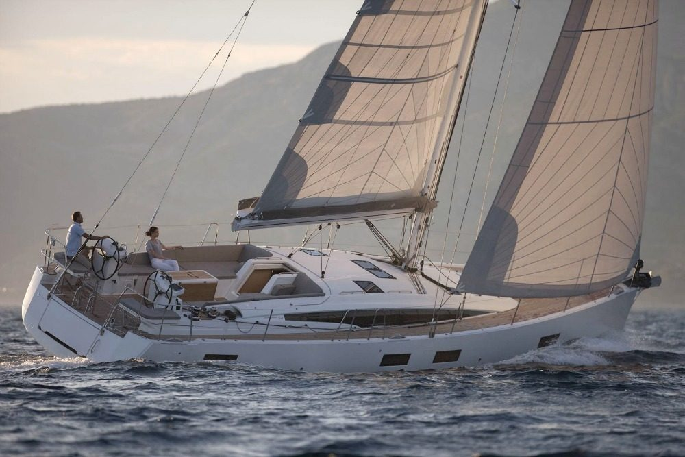Types of yachts Jeanneau 54 (Premium) CREDIT The Yacht Week_picmonkeyed