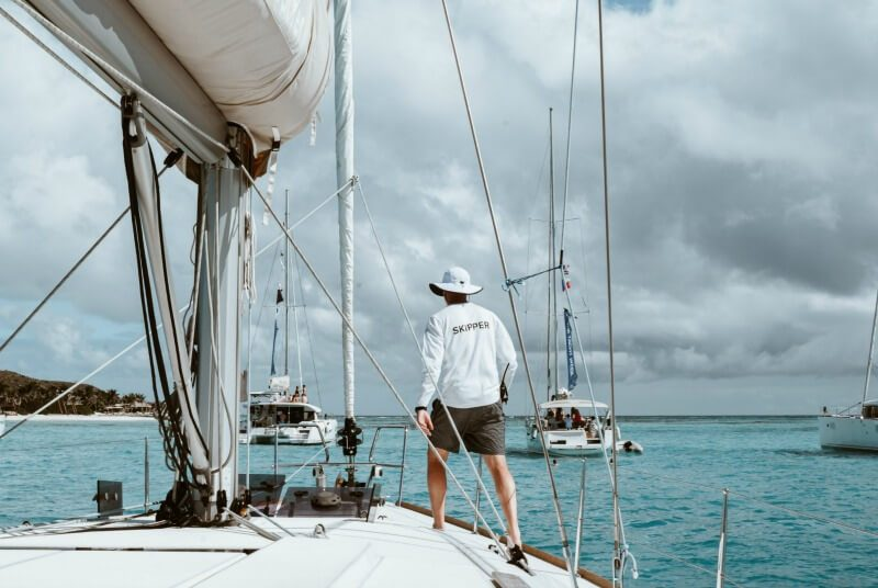 Health and safety tips for travel travel insurance The Yacht Week BVI 2020 CREDIT Mathilde Metairie