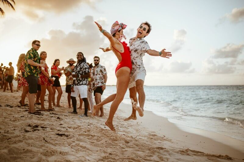 Health and safety tips for travel vaccinations The Yacht Week BVI 2020 CREDIT Mathilde Metairie