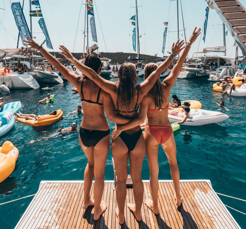The Yacht Week Greece 2 CREDIT Oliver Sjostrom
